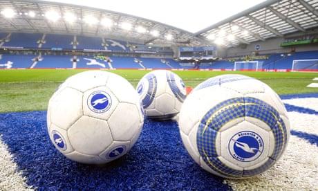 Brighton v Derby County: FA Cup fifth round – live!