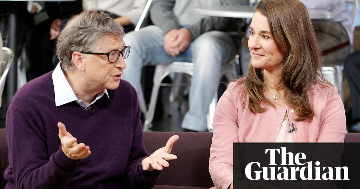 Bill and Melinda Gates urge Trump to respect people and to not cut foreign aid