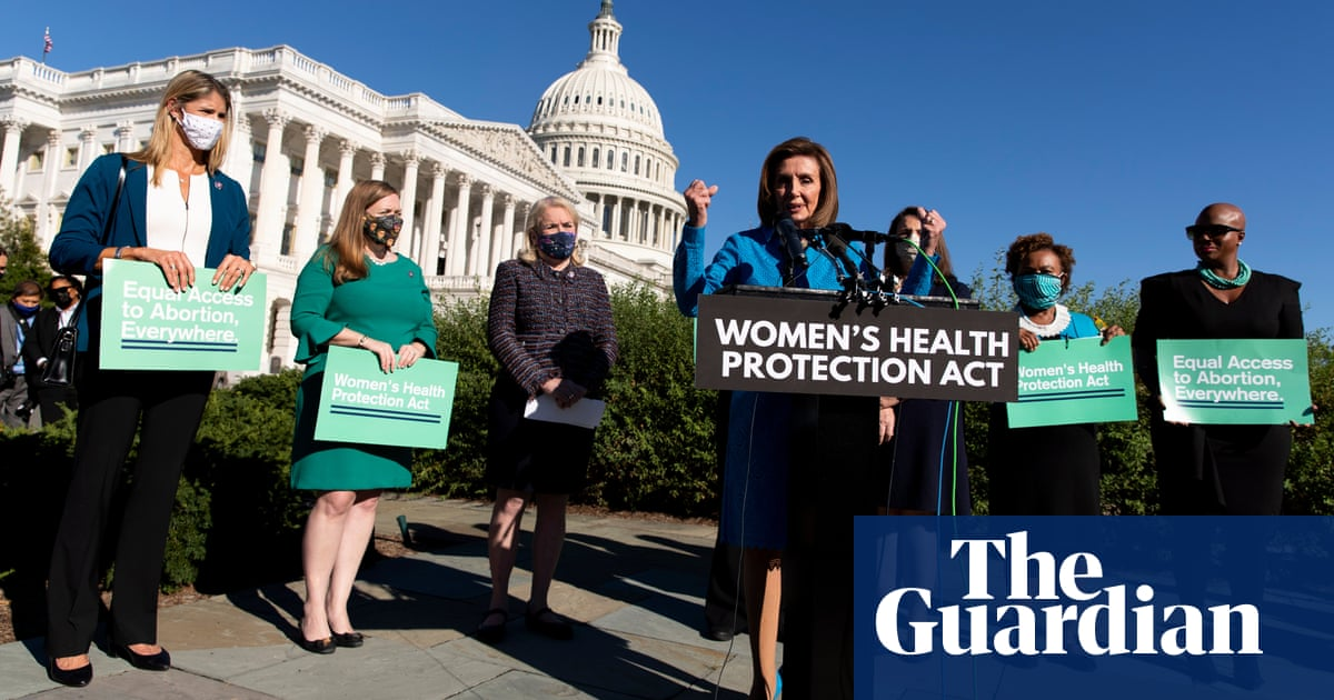 House Democrats vote to establish federal right to abortion