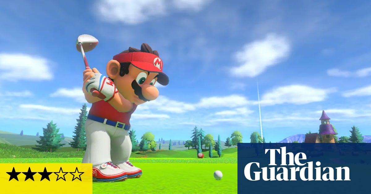 Mario Golf: Super Rush review – madcap golf game switches things up