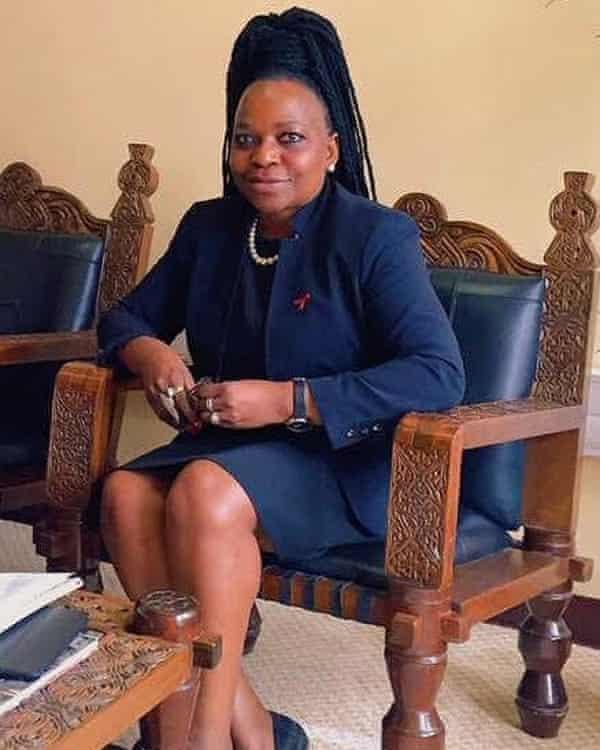 Miriam Maluwa Country Director UNAIDS Ethiopia