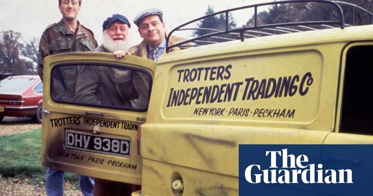 only fools and horses season 10