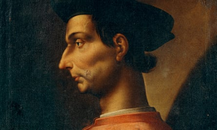 Good-hearted? … Machiavelli. Photograph: De Agostini/Getty Images