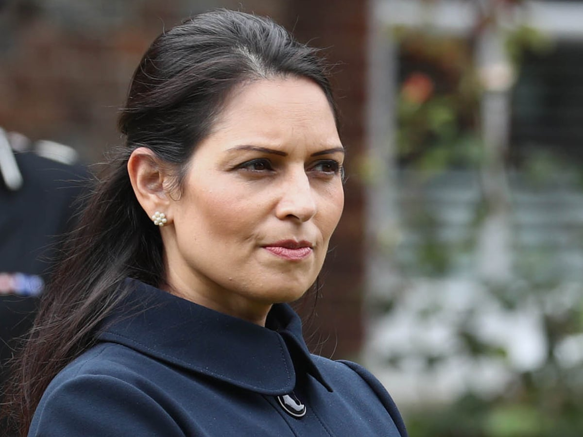 Labour calls for immediate publication of inquiry into Priti Patel bullying claims | Politics | The Guardian