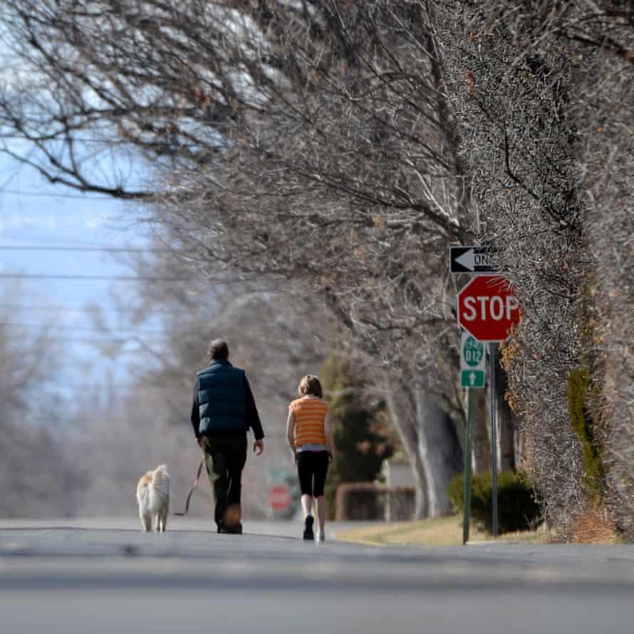 Denver lack of sidewalks