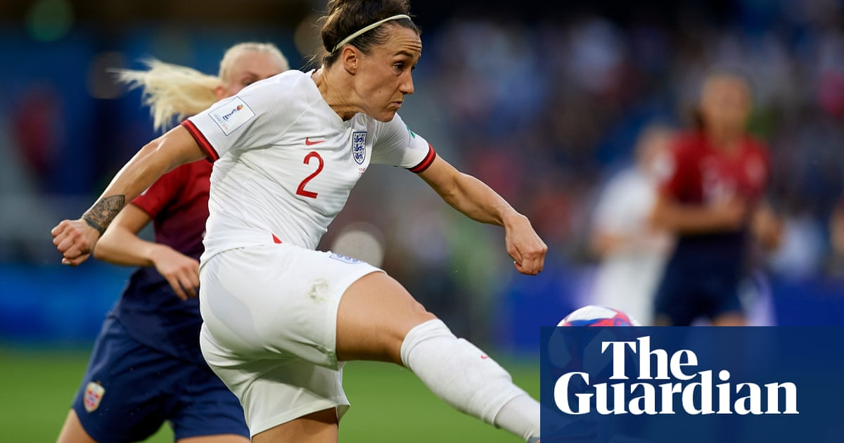 England's Lucy Bronze in final three for Uefa Women's Player of the Year