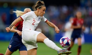 Lucy Bronze, England v Norway, World Cup