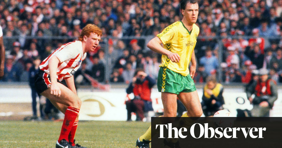 Torment and catharsis: Sunderlands David Corner and the 1985 League Cup
