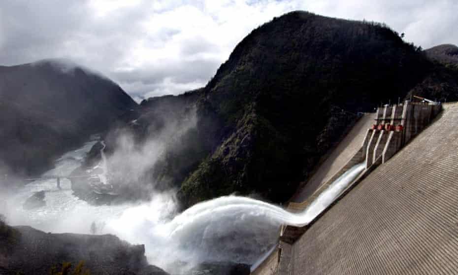 Chile, Argentina, Bolivia, Costa Rica, Nicaragua, Panamá, El Salvador y Honduras están construyendo grandes represas.