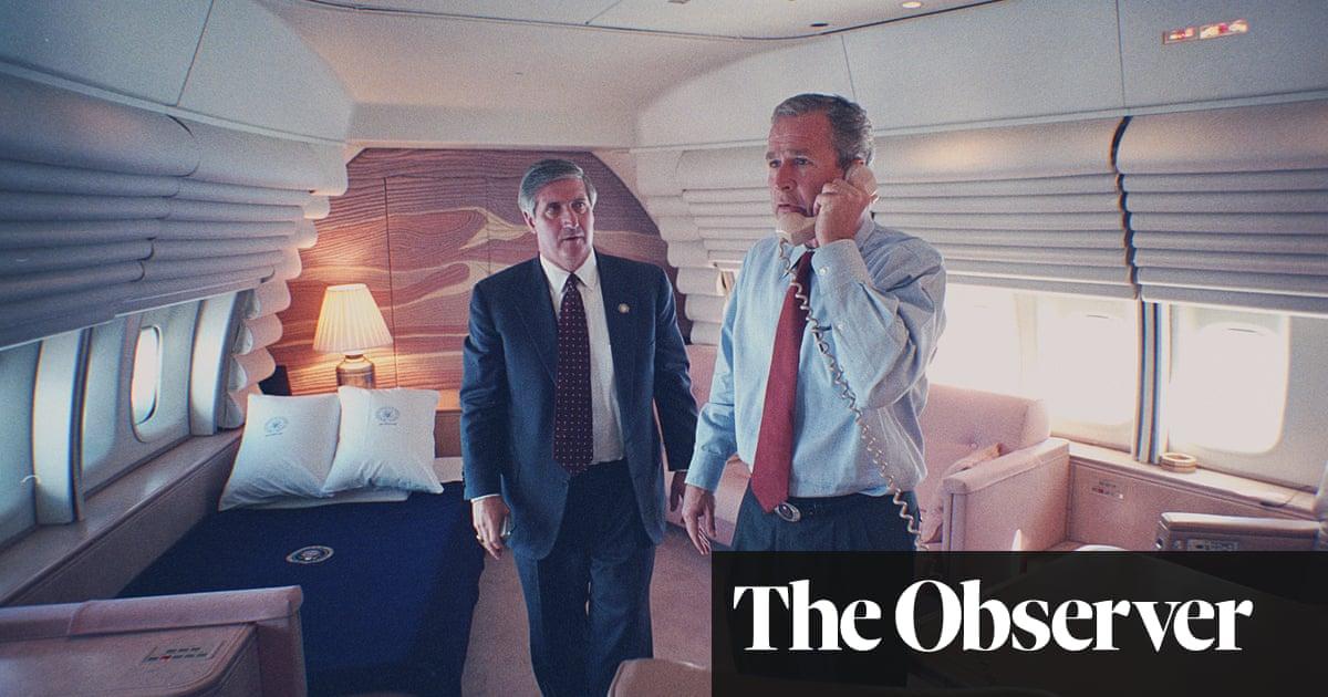 The week in TV: 9/11: Inside the President's War Room; Vigil; Stephen; The Hunt for a Killer