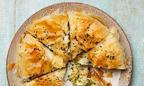 Yotam Ottolenghi's courgette recipes