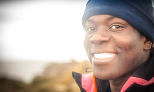Kweku Adoboli, who faces being put on a deportation charter flight to Ghana on Tuesday.