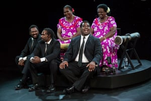 Jimi Bani with family