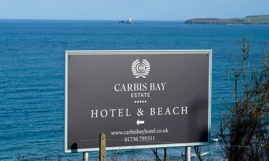 Cornwall's Carbis Bay