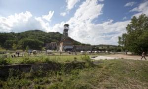 The Musée de la Mine, a fascinating insight into St Etienne's coalmining heritage