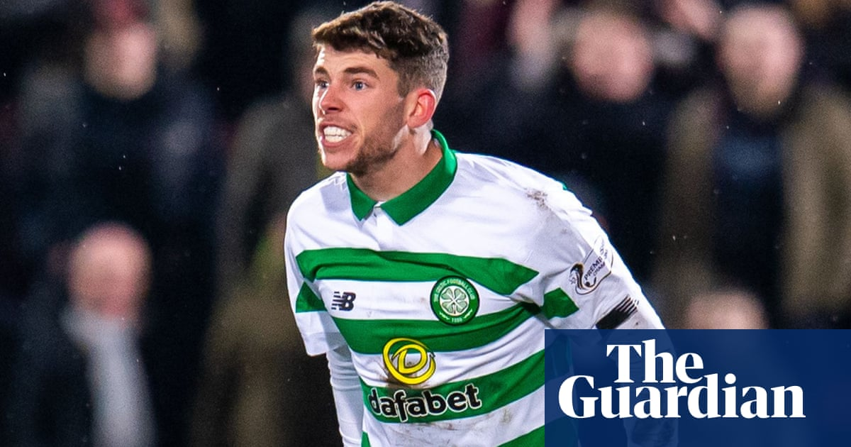 Celtic's Ryan Christie facing ban for allegedly grabbing at Morelos' groin