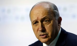 Laurent Fabius said at the COP21 climate talks: 'options for compromise need to be found as quickly as possible'.