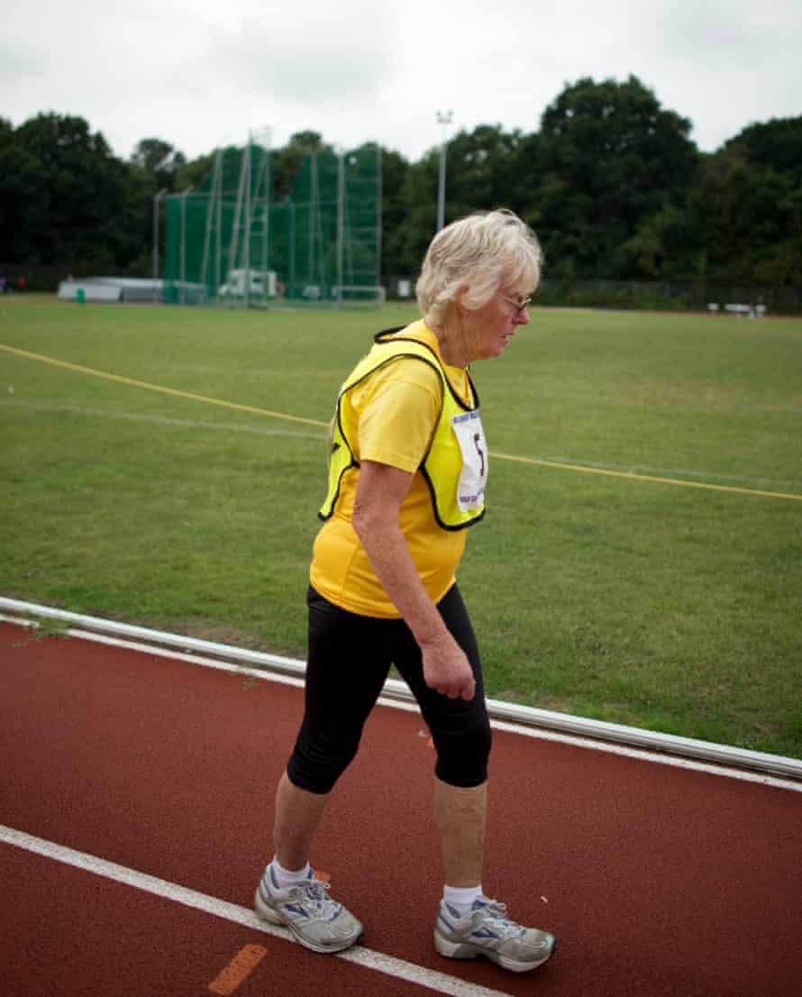 Pat Seabrook, aged 76.