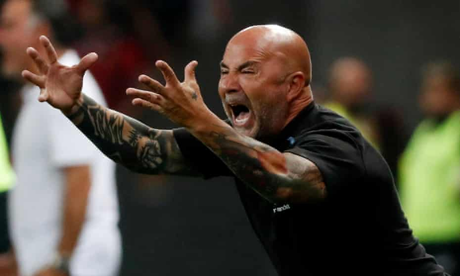 The fiery and rambunctious Jorge Sampaoli is a perfect fit for Marseille.