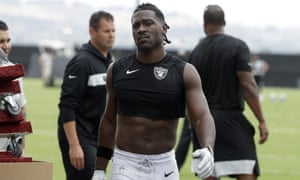 Antonio Brown is one of the most talented receivers in the NFL