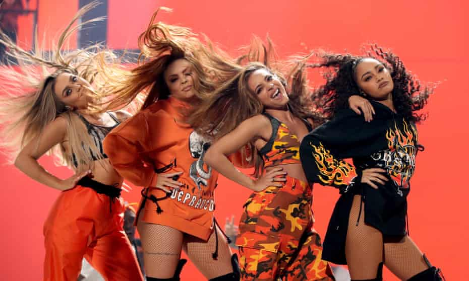Little Mix in 2011.