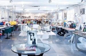 10 Corso Como, bookshop in Milan, Italy.