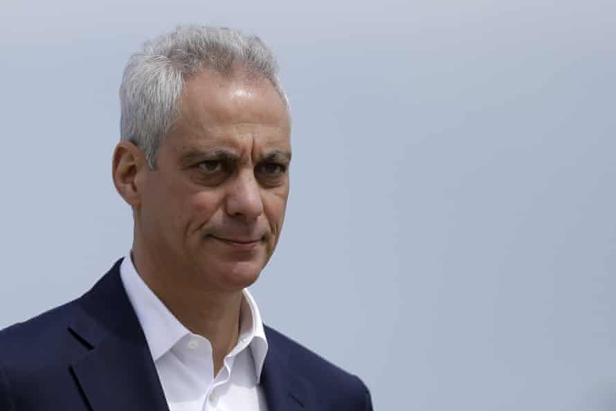 Rahm Emanuel is rumored to be in line for a foreign posting.