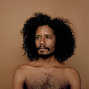 Man With Afro, 2016