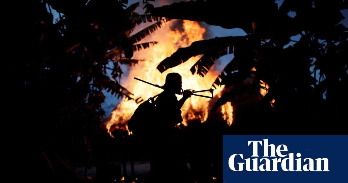 Amazon indigenous leaders killed in Brazil drive-by shooting