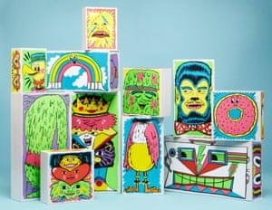 Stella McCartney Kids Packaging by Stevie GeeCategory Winner: Design Professional