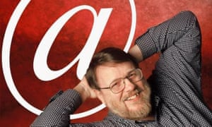 Ray Tomlinson, the godfather of email, has died aged 74.