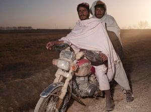 On Patrol in Lashkar Gah, 2011