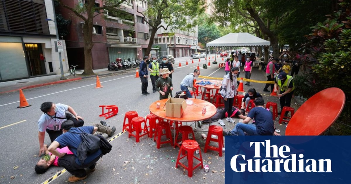 Second line of defence: Taiwan's civilians train to resist invasion