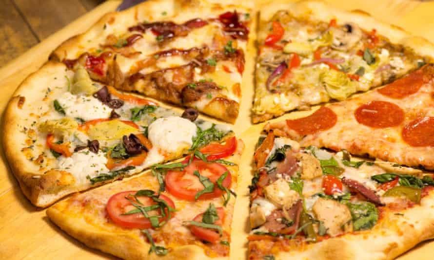 Pizza Mondo, Bend, Oregon