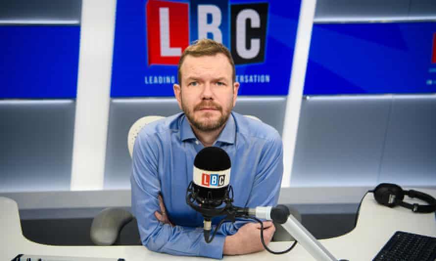 LBC presenter James O'Brien