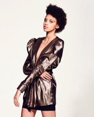Reasons to wear...metallic
