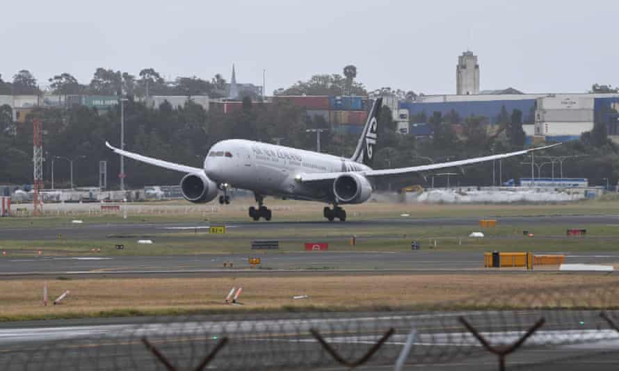 Passengers flying to New Zealand will be required to return a negative Covid test before they can travel.