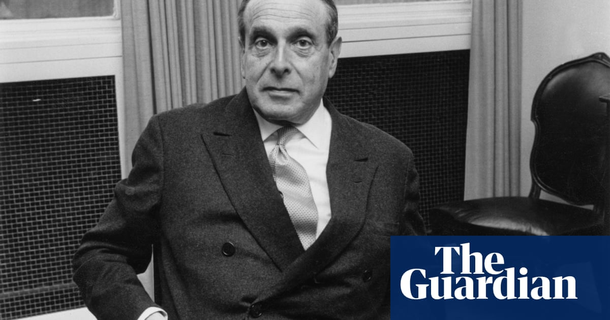 The real Goldfinger: the London banker who broke the world – podcast | News | The Guardian