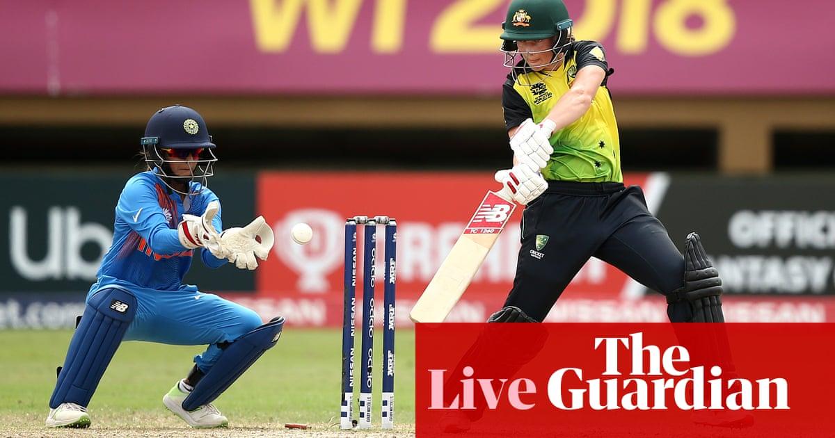 India beat Australia by 48 runs in Women's World Twenty20 – as it happened