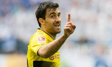 Arsenal complete Sokratis Papastathopoulos signing for £17.7m