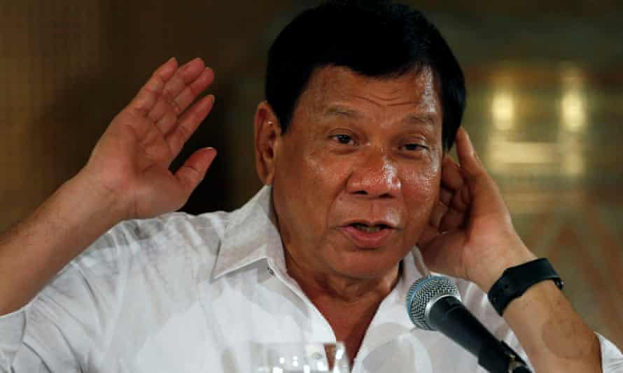 Rodrigo Duterte should be impeached over a host of offences, says an opposition MP.