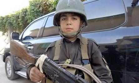wasil ahmad afghan child soldier taliban us militia afghan local police