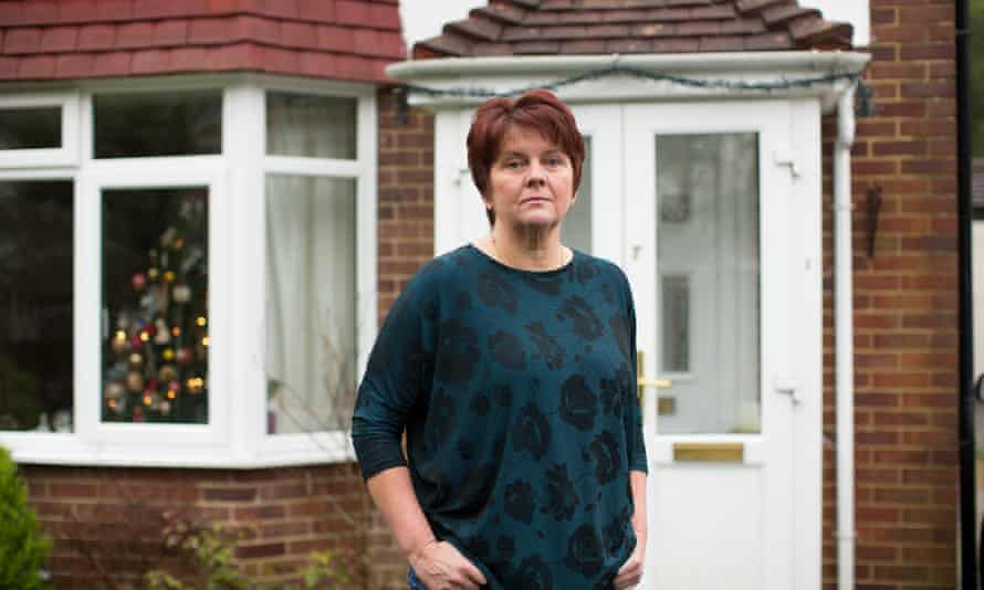 Julie Blackburn, whose house has been flooded several times, is campaigning for change.