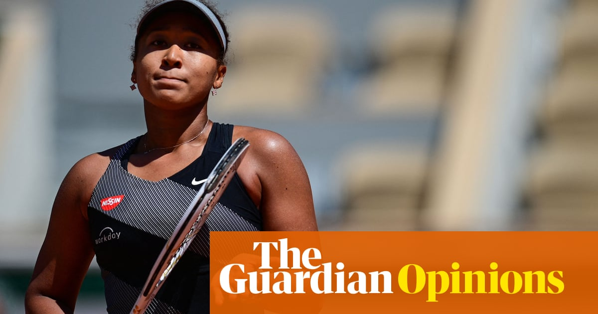 French Open's response to Naomi Osaka is a shameful moment for tennis