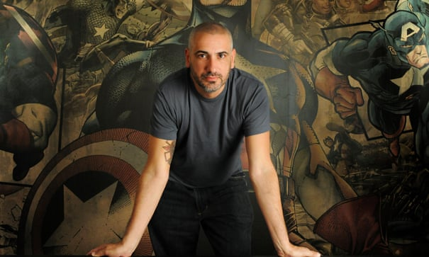 Marvel editor-in-chief: 'Writing comics was a hobby for white guys