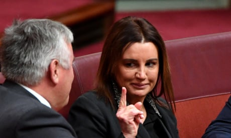 Jacqui Lambie puts condition on tax package support – as it happened