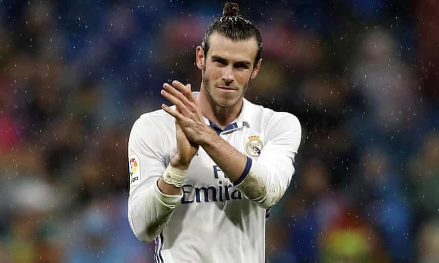 Gareth Bale has scored 50 goals in just 90 league appearances for Real Madrid.