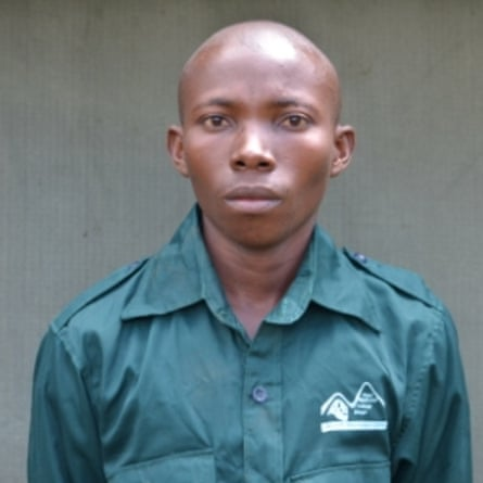 Munganga Nzonga Jacques died while trying to protect the park's rare gorillas.
