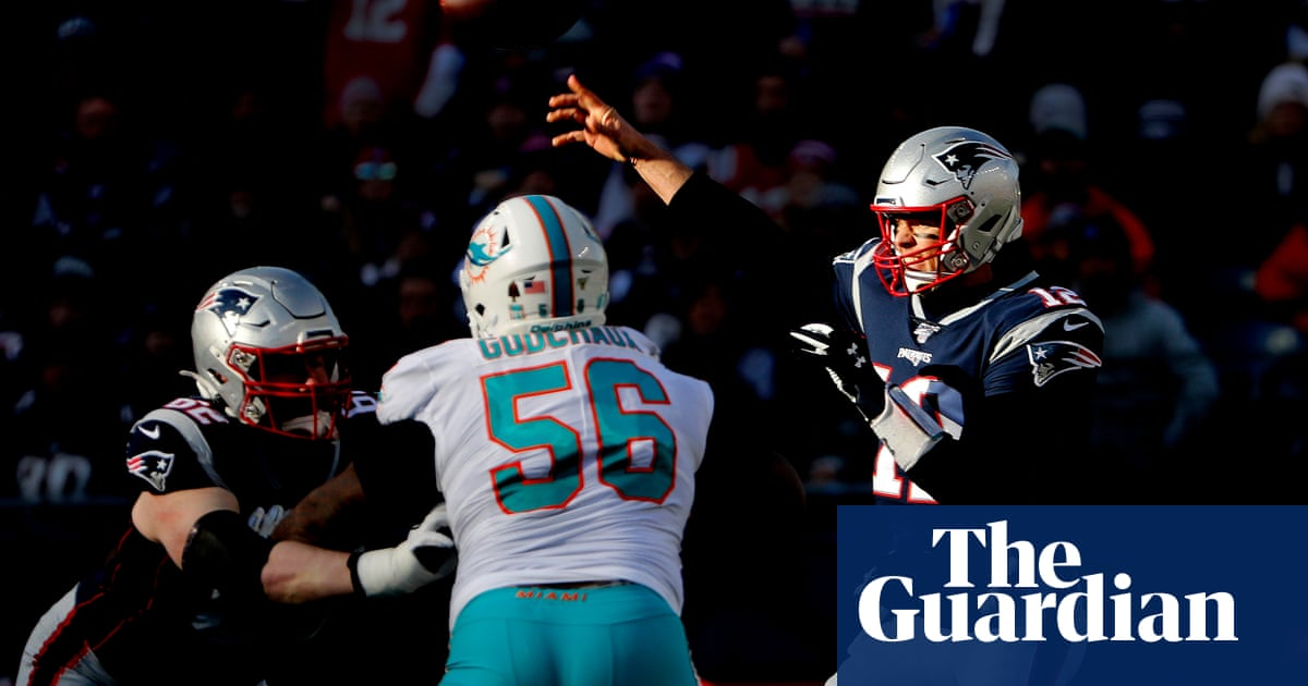 NFL round-up: Patriots passed by Chiefs for bye after shock Dolphins loss
