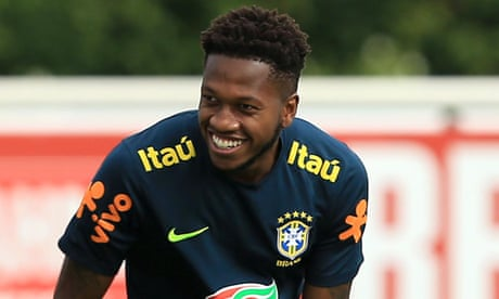 Manchester United sign Fred on five-year deal from Shakhtar Donetsk